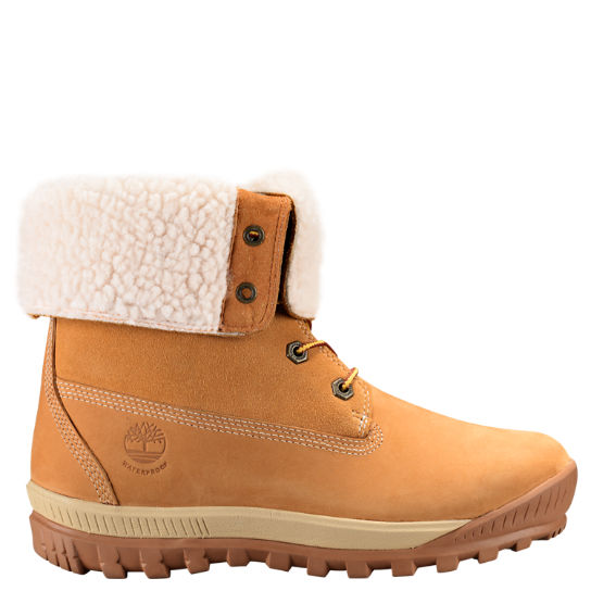 Women's Woodhaven Fleece-Lined Waterproof Boots
