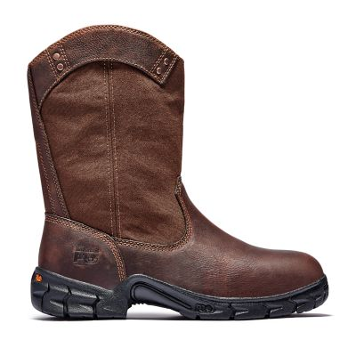 Men's Timberland PRO® Excave Wellington Steel Toe Boots