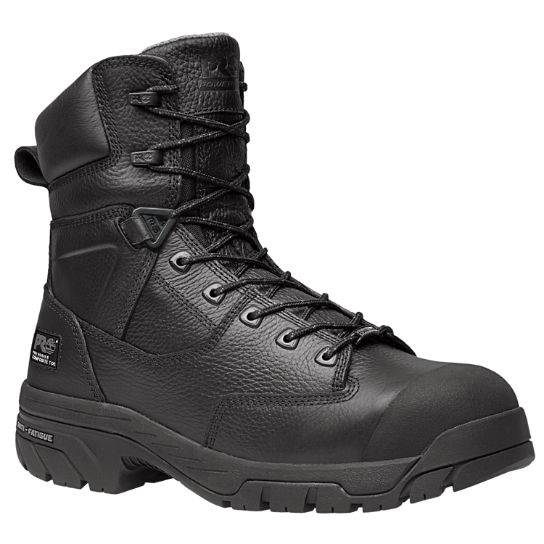 "Men's Timberland PRO® Helix 8"" Comp Toe Work Boots"