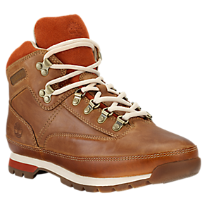 The Euro Hiker: The Stylish Hiking Boot