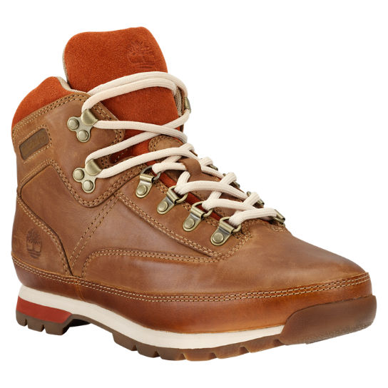 Men's Classic Leather Euro Hiker Boots