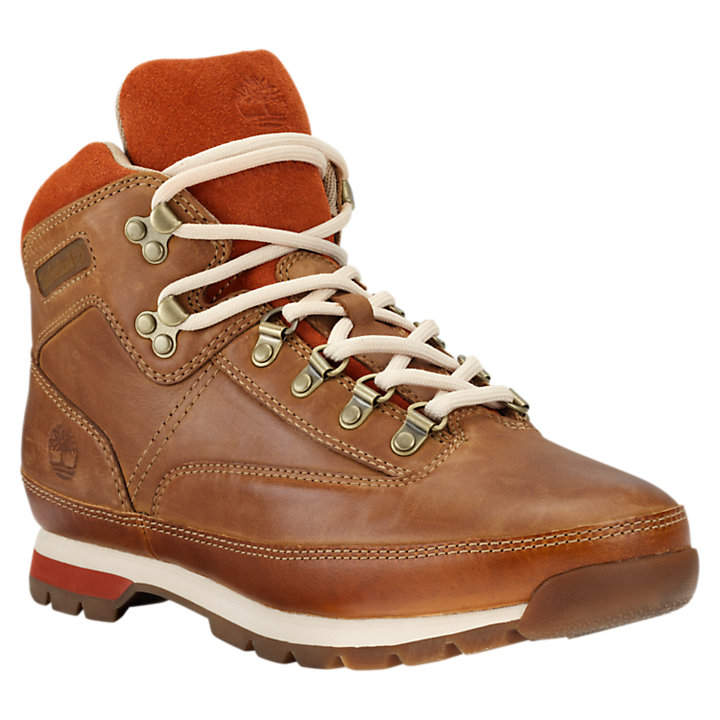 a1f78e5b5bc Men's Classic Leather Euro Hiker Boots