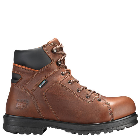 "Women's Timberland PRO® 6"" Rigmaster Alloy Toe Work Boots"