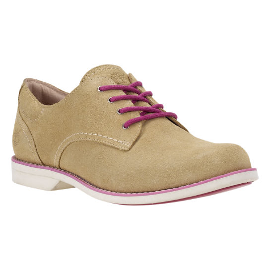 Women's Millway Suede Oxford Shoes