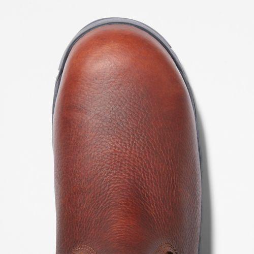 Men's Timberland PRO® Helix Wellington Comp Toe Work Boots-