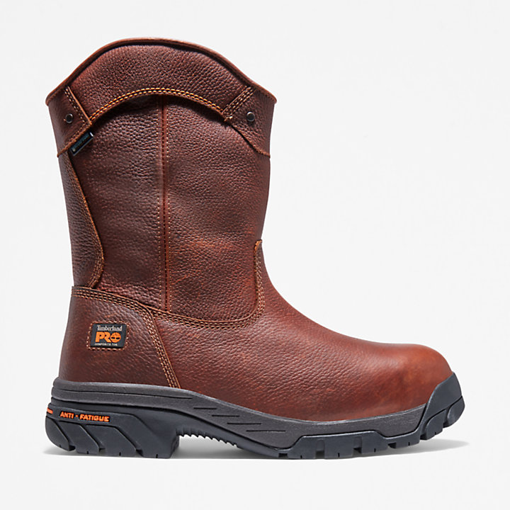 Men's Timberland PRO® Helix Wellington Comp Toe Work Boots-