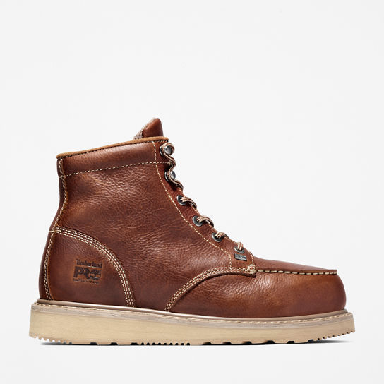 Men's Timberland PRO® Barstow Wedge Alloy Toe Work Boots