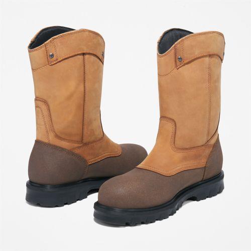 Men's Timberland PRO® Rigmaster Steel Toe Wellington Boots-