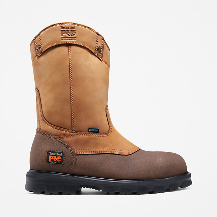 Men's Timberland PRO® Rigmaster Steel Toe Wellington Boots-
