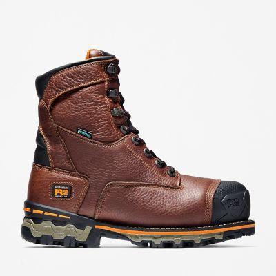"Men's Timberland PRO® Boondock 8"" Comp Toe Work"