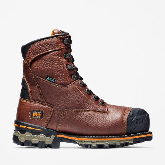 Timberland PRO Boondock Men's ... Waterproof Composite Toe Work Boots FL9t4h8