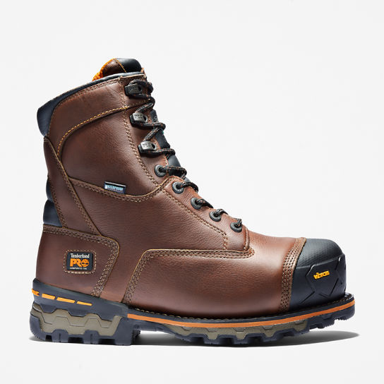 "Men's PRO® Boondock 8"" Comp Toe Work Boots"