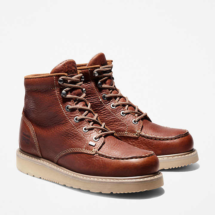 2179c1450cc Men's Timberland PRO® Barstow Wedge Moc Soft Toe Work Boots