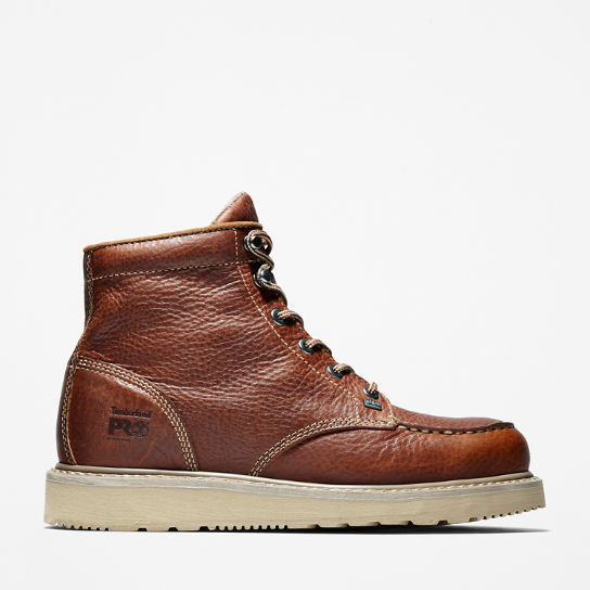 Men's Timberland PRO® Barstow Wedge Moc Soft Toe Work Boots