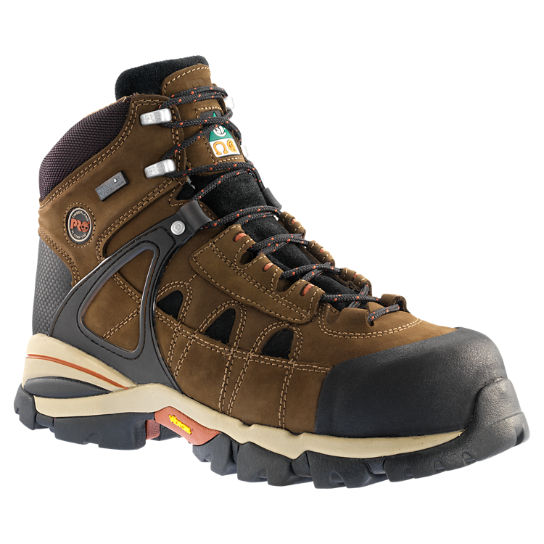 Men's Timberland PRO® Hyperion Comp Toe Work Boots