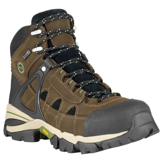 "Men's Timberland PRO® Hyperion 6"" Alloy Toe Work Boots"