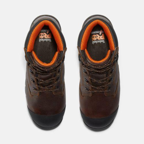 Men's Timberland PRO® Helix Met Guard Composite Toe Work Boot-
