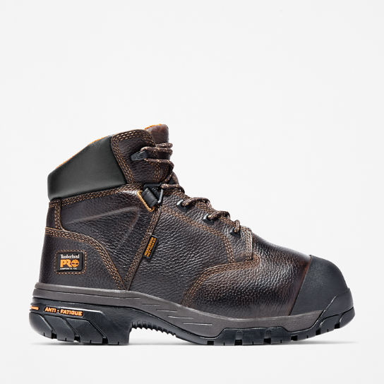 "Timberland PRO® Helix 6"" Met Guard Comp Toe Work Boots"