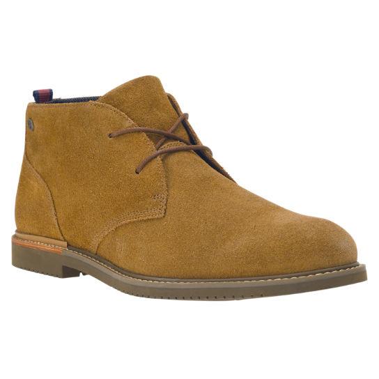 Men's Brook Park Suede Chukka Shoes