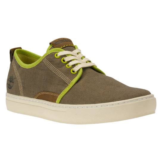 Men's Adventure Cupsole Oxford Shoes | Timberland US Store