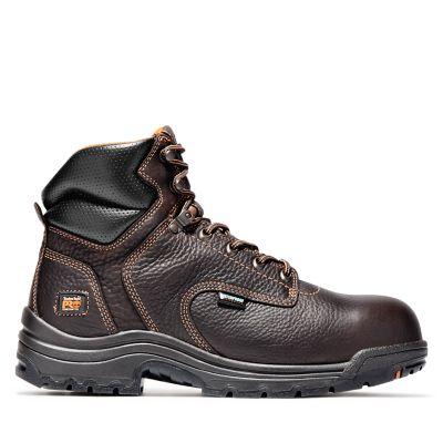 "Men's Timberland PRO® TiTAN® 6"" Comp Toe Work Boots | Timberland US Store"