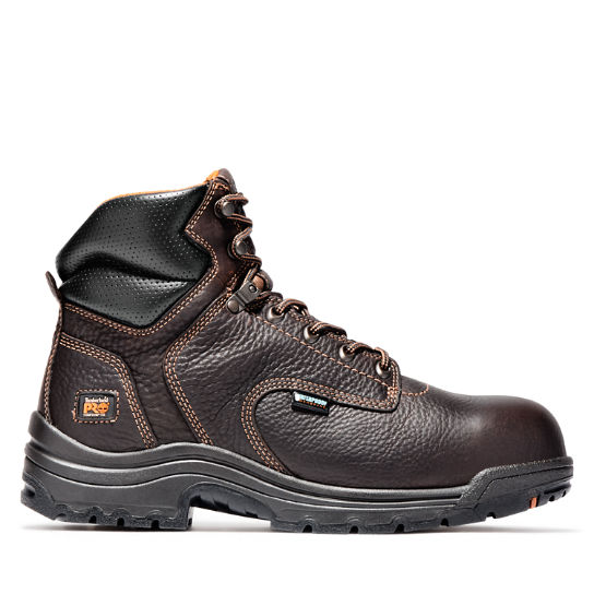 "Men's Timberland PRO® TiTAN® 6"" Comp Toe Work Boots"