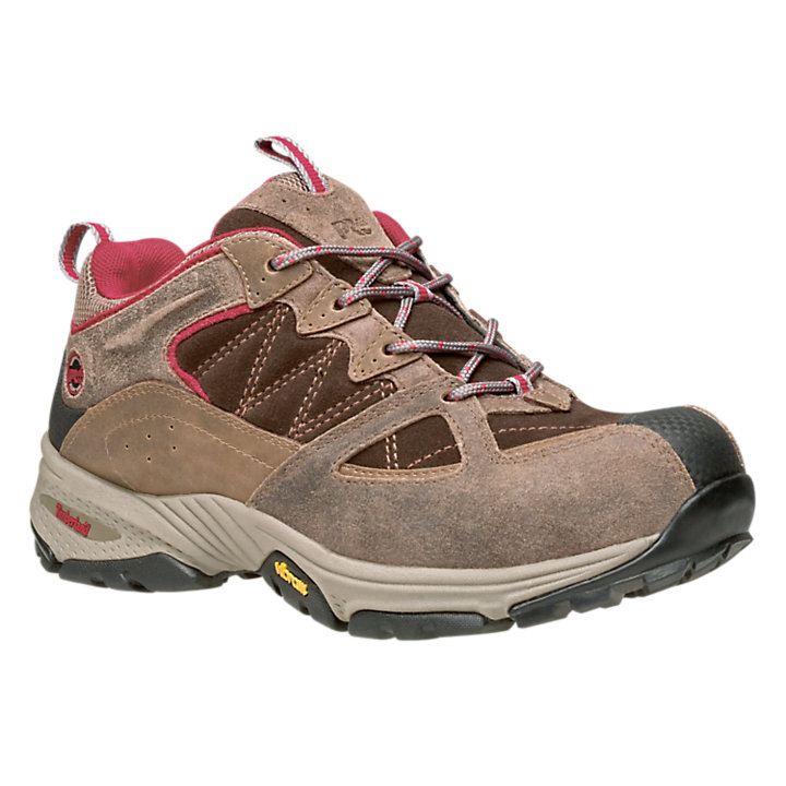 Women's Timberland PRO® Willow Trail Alloy Toe Shoes-