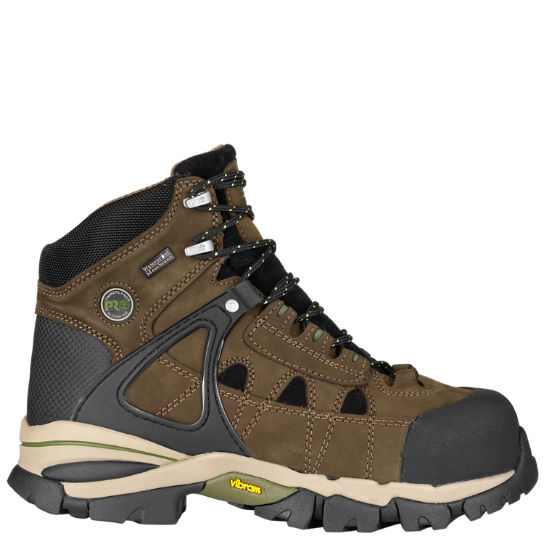 "Men's Timberland PRO® Hyperion 6"" Comp Toe Work Boots"