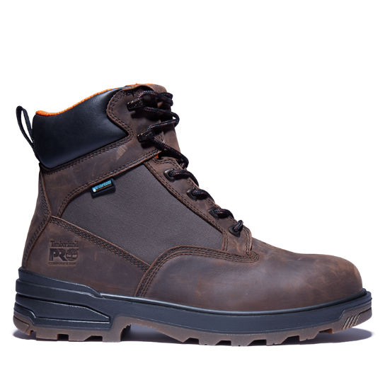 "Men's Timberland PRO® Resistor 6"" Comp Toe Boots"