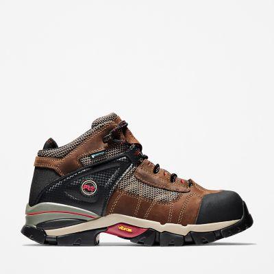 Men's Hyperion Alloy Toe Waterproof Work Boot