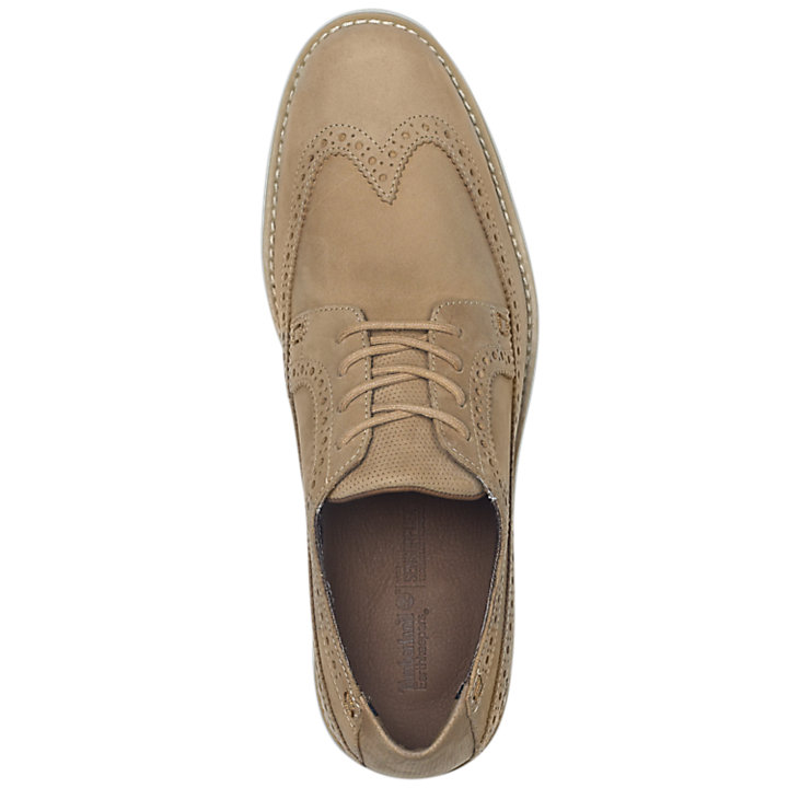 Men's Kempton Brogue Oxford Shoes-