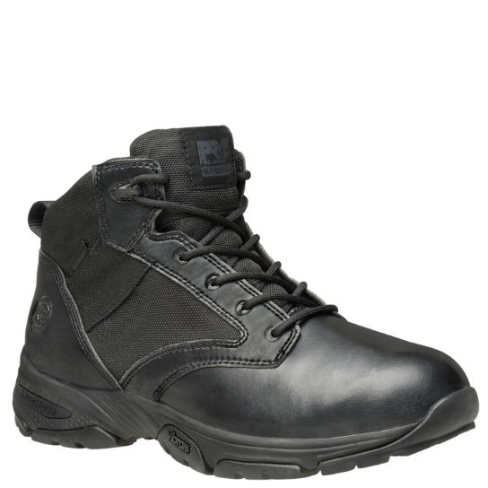 "Timberland PRO® Valor™ Tactical 5"" Soft Toe Work Shoes"