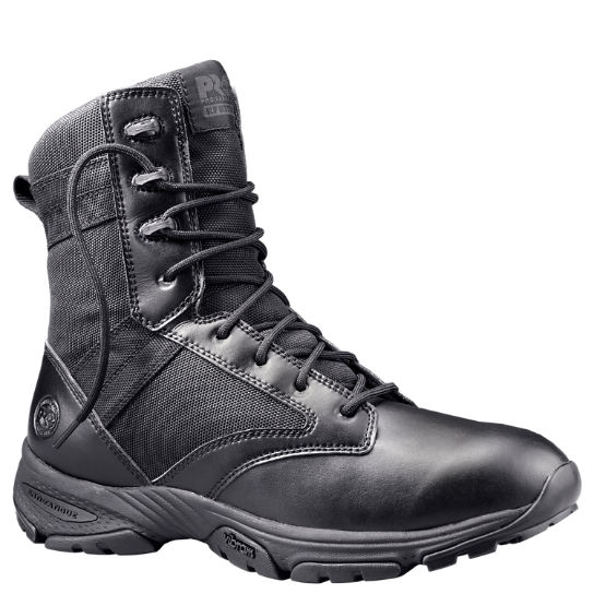 "Men's Timberland PRO® Valor™ Tactical 8"" Soft Toe Work Boots"