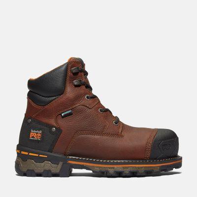"Men's Timberland PRO® Boondock 6"" Comp Toe Work"