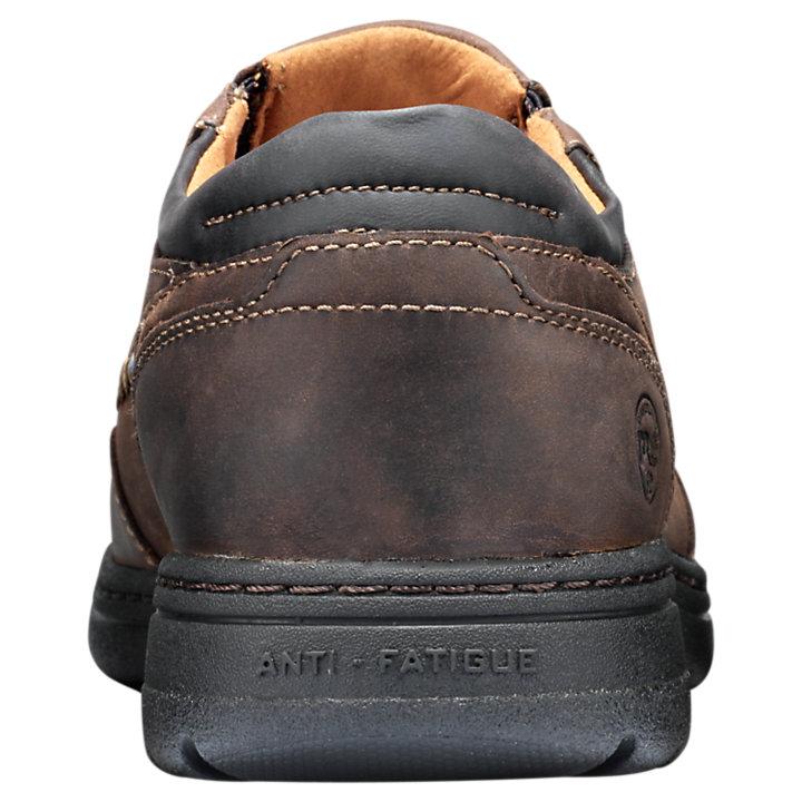 Men's Timberland PRO® Branston ESD Slip-On Soft Toe Work Shoes-