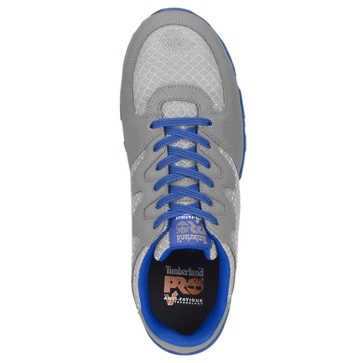 Men's Timberland PRO® Powertrain Alloy Toe EH Work Shoes-