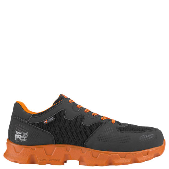 Men's Timberland PRO® Powertrain Alloy Toe EH Work Shoes