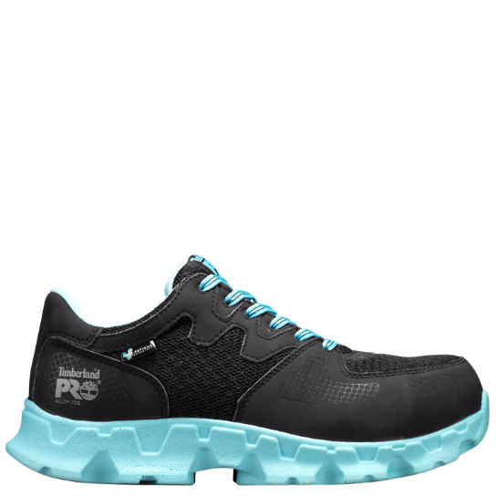 Women's Timberland PRO® Powertrain Alloy Toe ESD Work Shoes