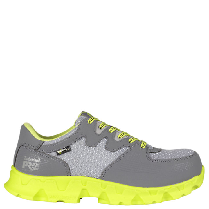 Women's Timberland PRO® Powertrain Alloy Toe EH Work Shoes-