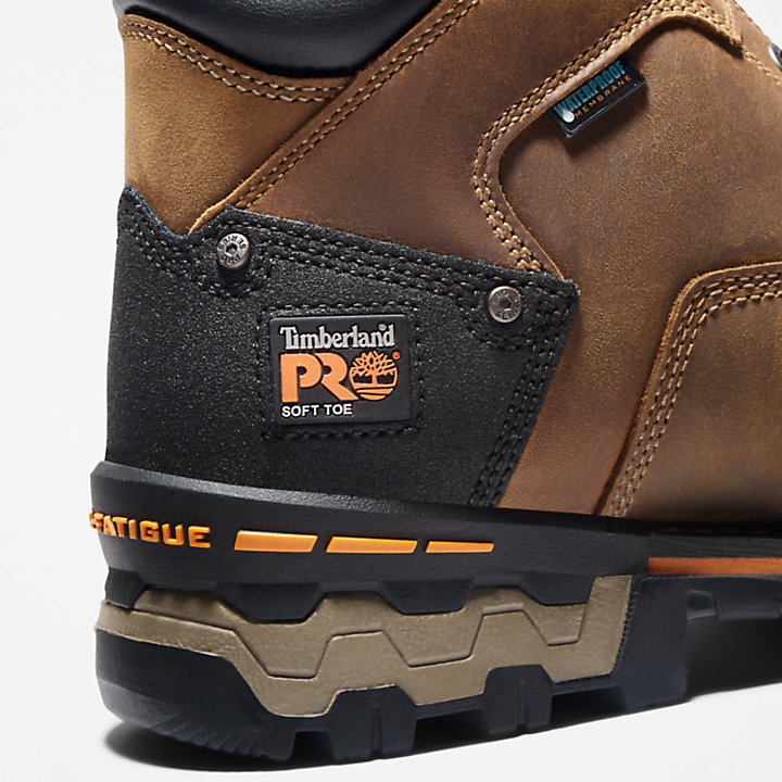 "Men's Timberland PRO® Boondock 6"" Soft Toe Work Boots-"