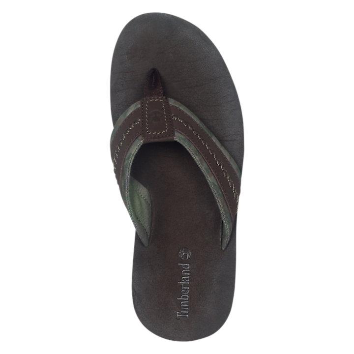 b8db7db8a463 Men s Leather Flip-Flops