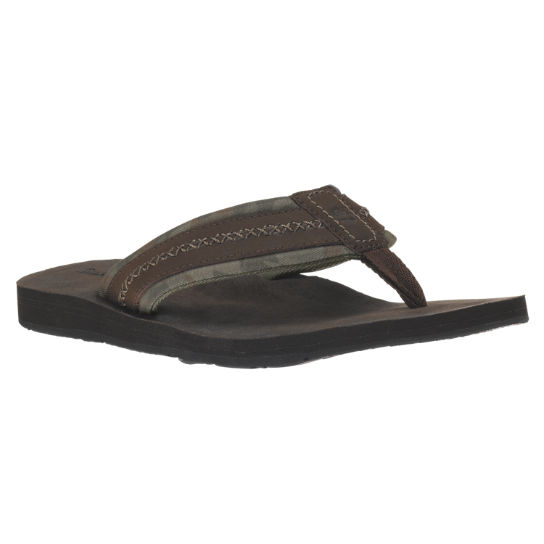 Mens Leather Flip-Flops  Timberland Us Store-3411