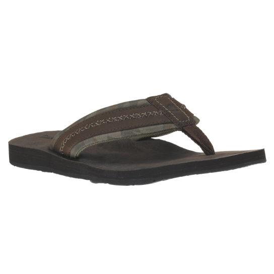 809c95b591b3 Men s Leather Flip-Flops