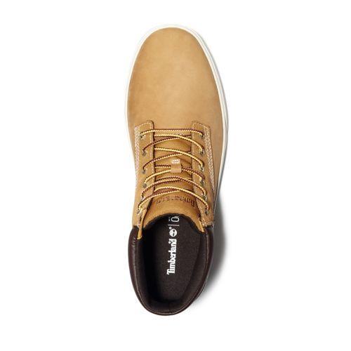Men's Groveton Plain-Toe Chukka Shoes-