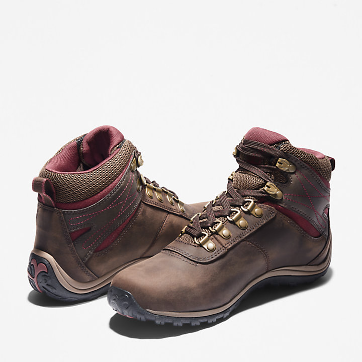 Women's Norwood Mid Waterproof Hiking Boots-