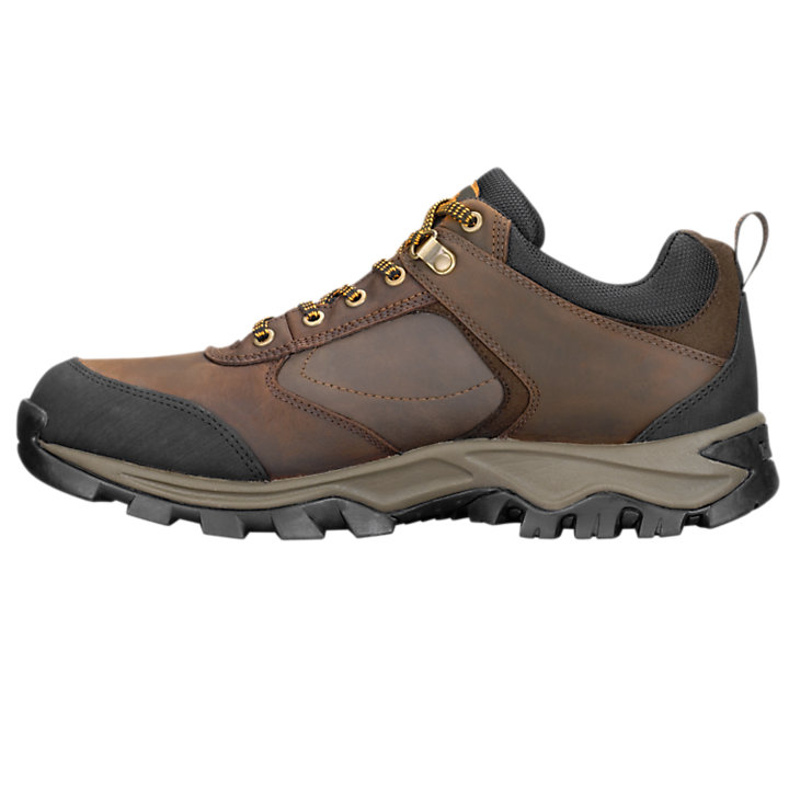 Men's Mt. Maddsen Low Waterproof Hiking Shoes-