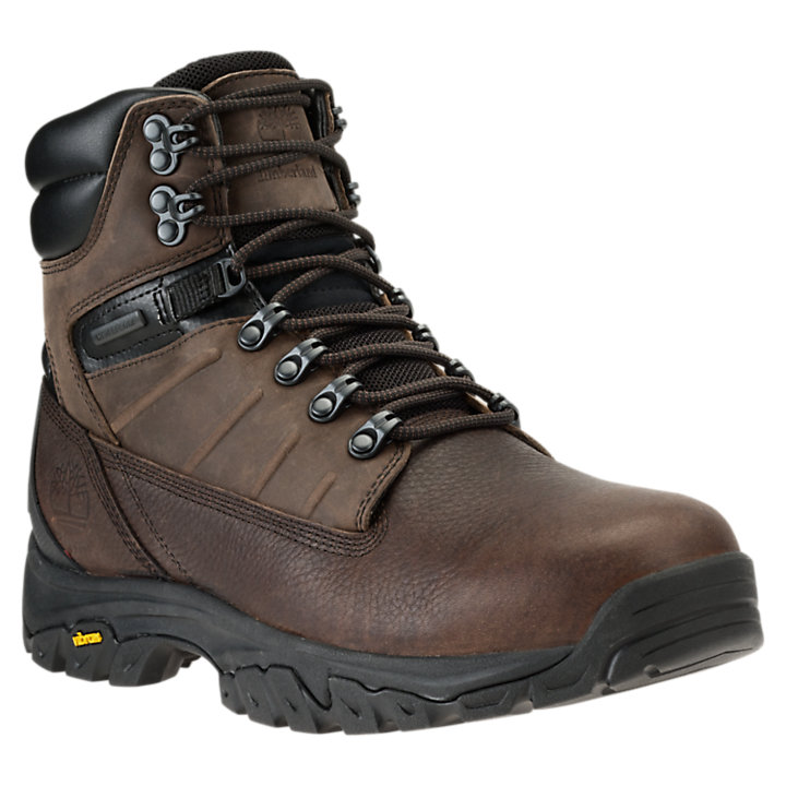Men's Jefferson Summit Mid Waterproof Hiking Boots-