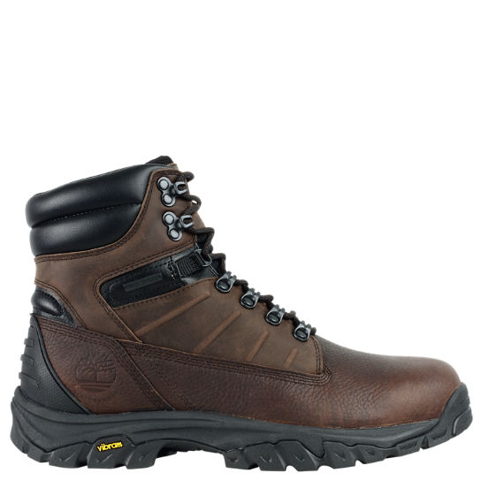 Men's Jefferson Summit Mid Waterproof Hiking Boots