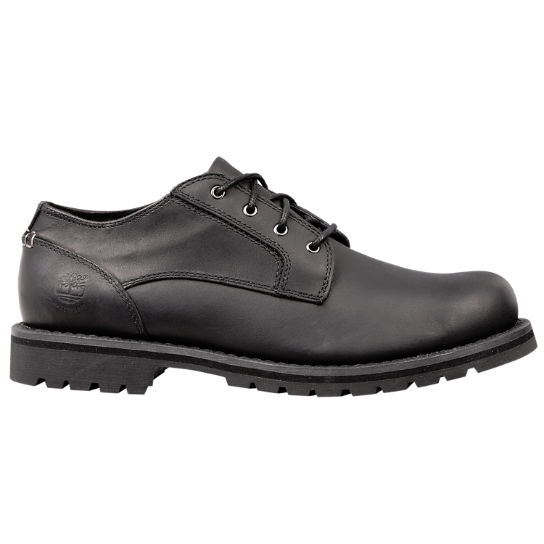 Men S Hartwick Black Oxford Shoes