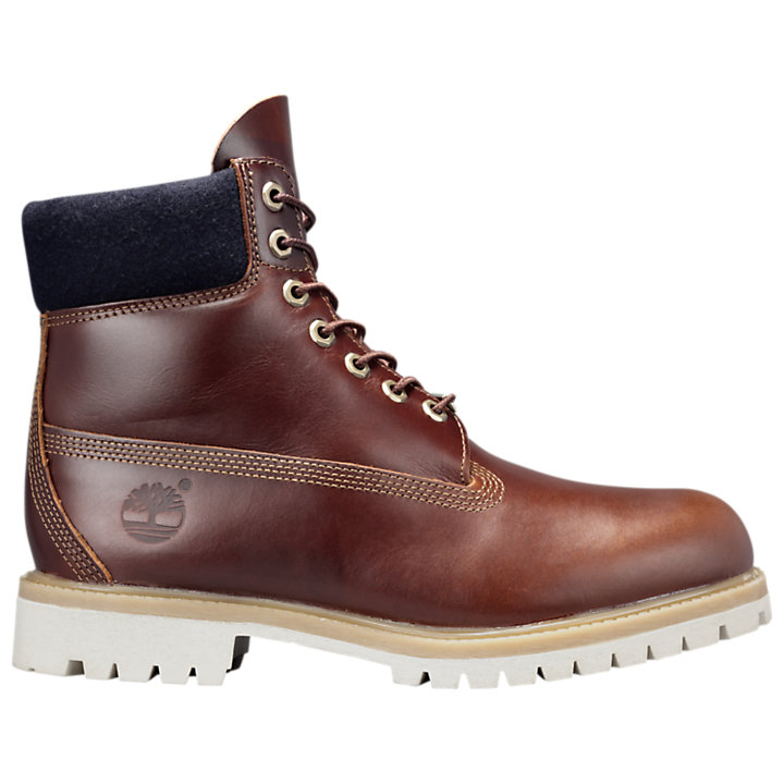 Men's 6-Inch Timberland x Hainsworth Premium Waterproof Boots-